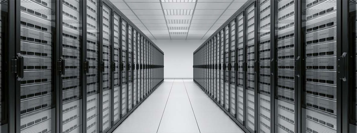 Where are Wix servers located?