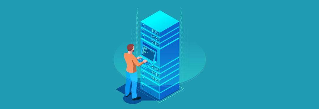 control dedicated server