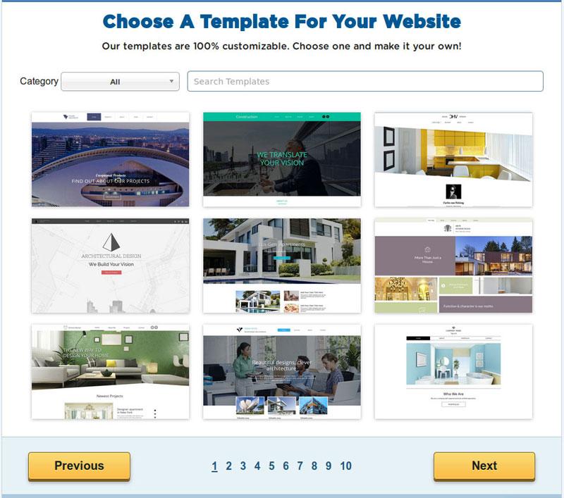 hostgator website builder order