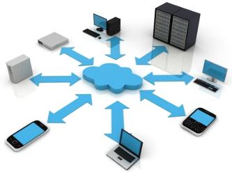ERP Cloud computing - hosting