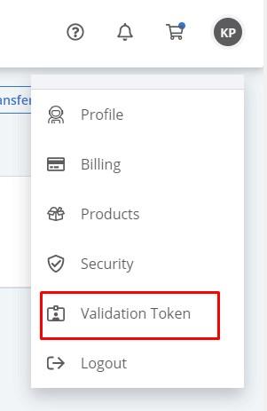 bluehost account verification