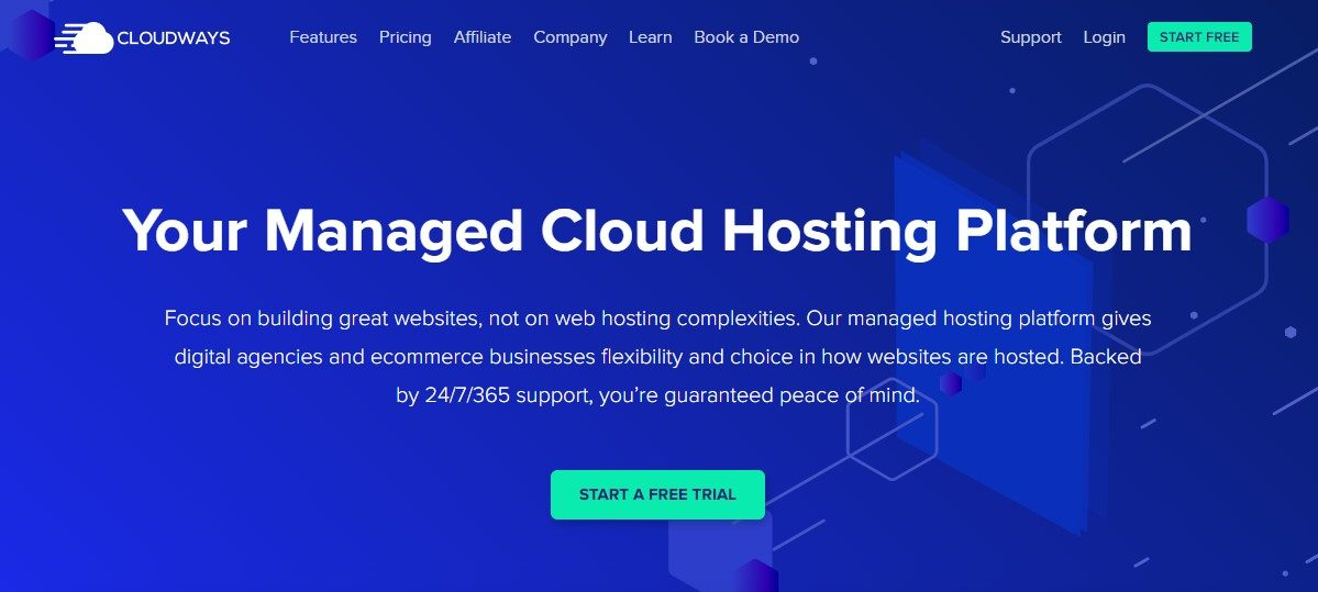 cloudways free trial vps