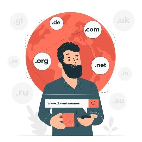 domain name hosting