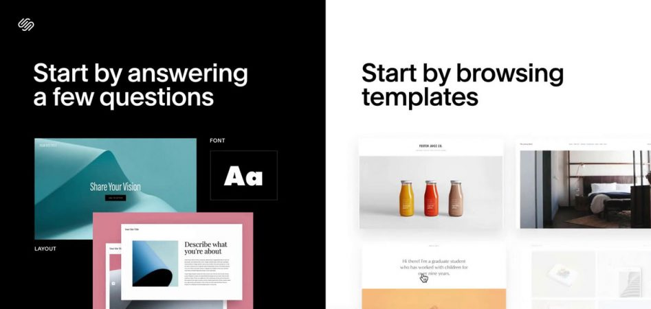 Squarespace user friendly for beginners