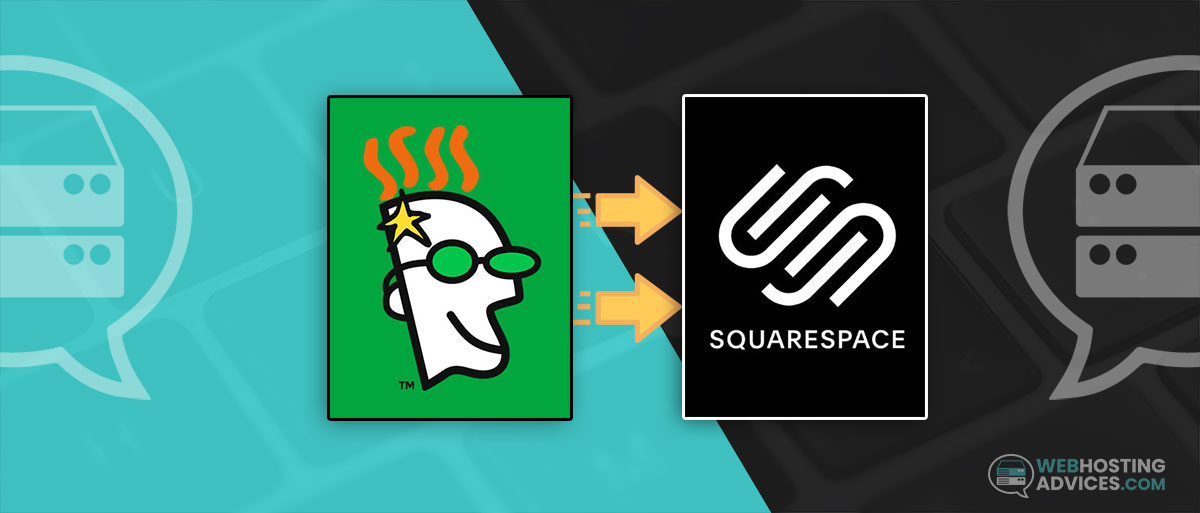 How to Transfer Domain from Godaddy to Squarespace?