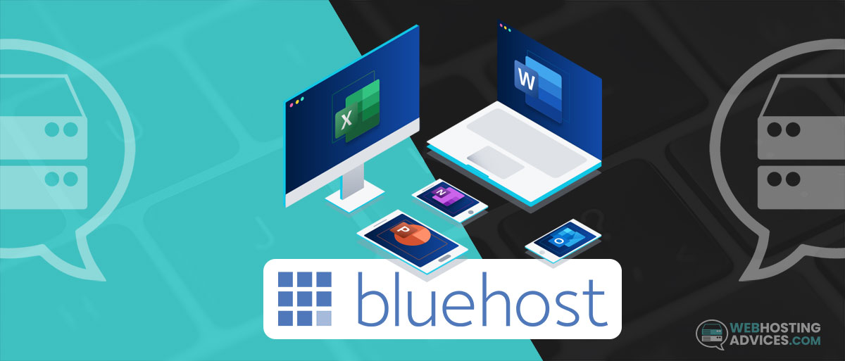 Bluehost Office 365 Email hosting (Review 2021)