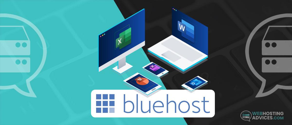 Bluehost Office 365