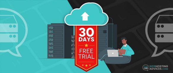 cloud server free trial no credit card
