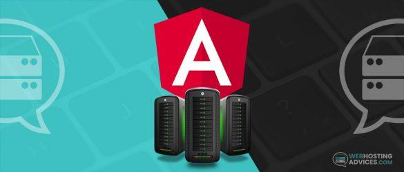angularjs hosting providers
