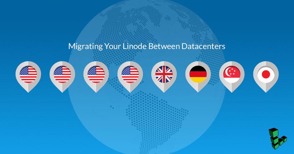 choose linode data center