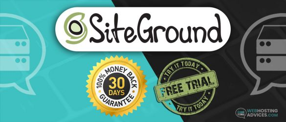 siteground free trial offer