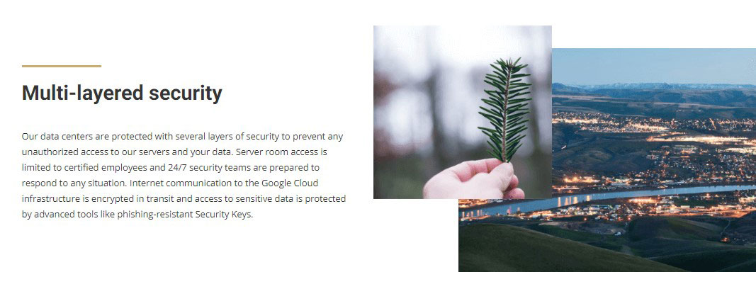 siteground multi layered security