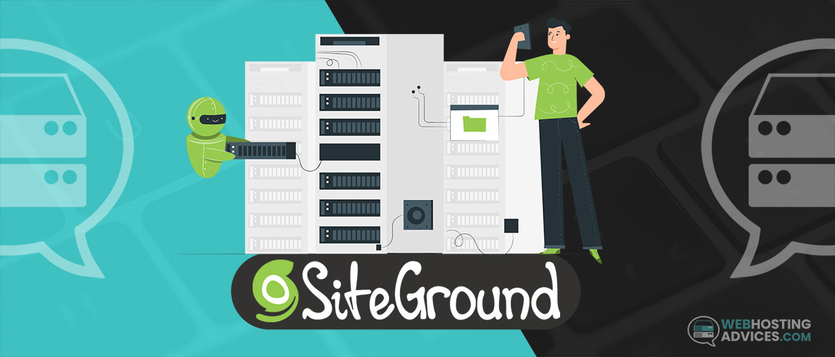 SiteGround Data Center Server Locations