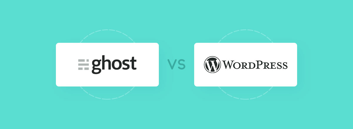 wordpress vs ghost blog