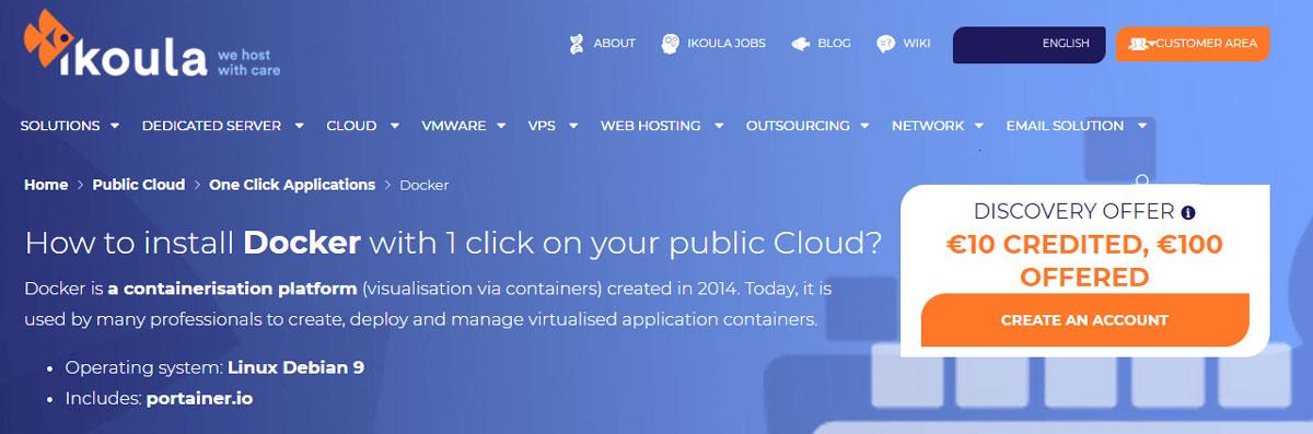 ikoula docker cloud