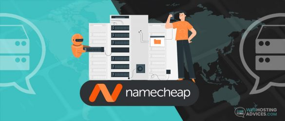 namecheap server location and data centers