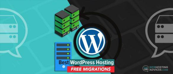 wordpress hosting free migration