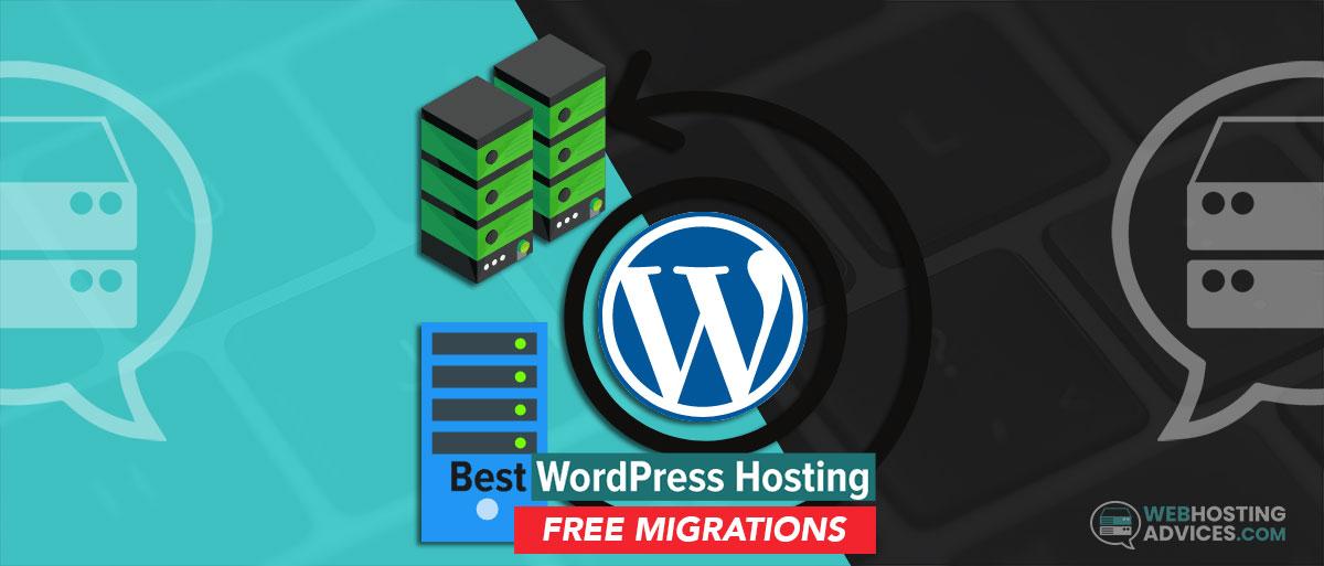 Best WordPress Hosting with Free Migration