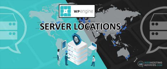 wpengine server locations